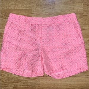 The Limited Patterned Shorts